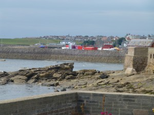 Anstruther harbor